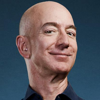 Jeff Bezos - Fondatore di Amazon