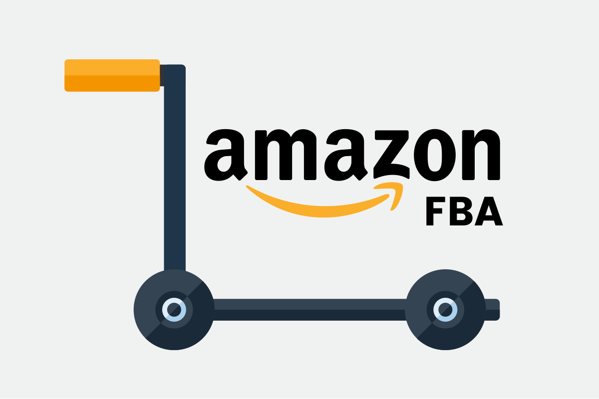 Carrello Amazon FBA
