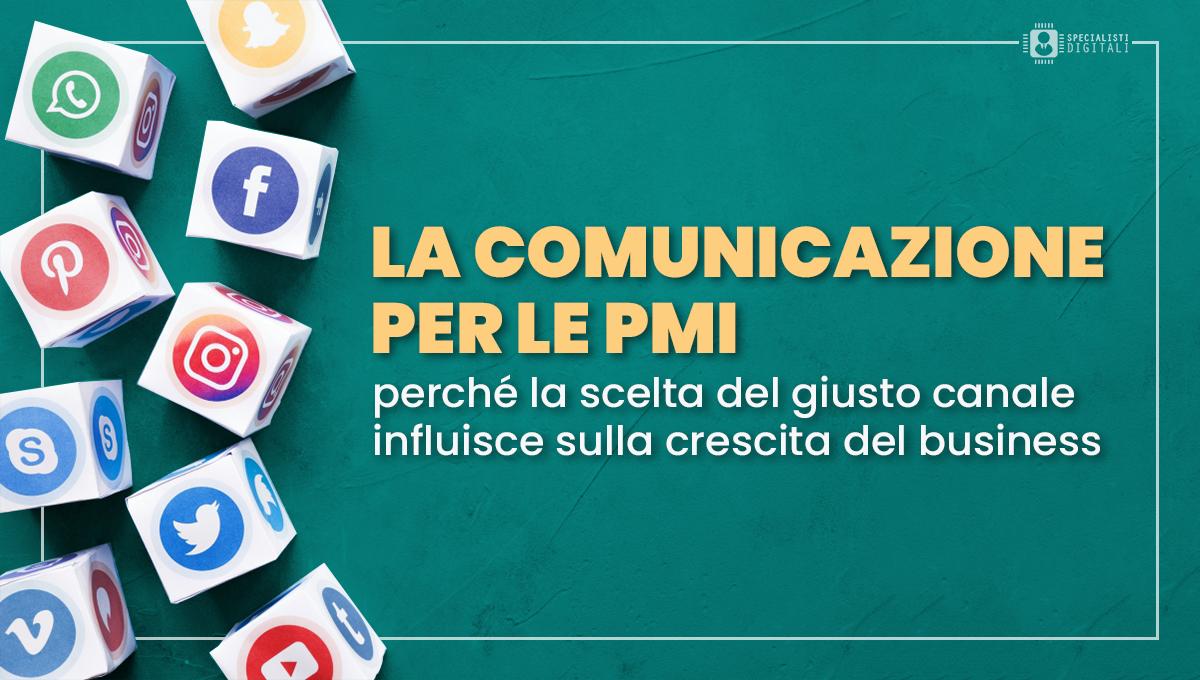 La comunicazione per le PMI